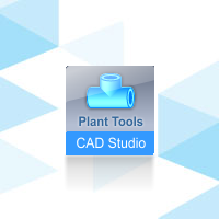 CAD Studio Plant Tools, pronájem na 1 rok
