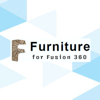 Furniture for Fusion 360 - basic, Subscription - 1 year