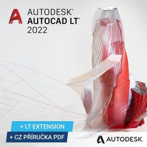 AutoCAD LT 2022  + bonusy CS+