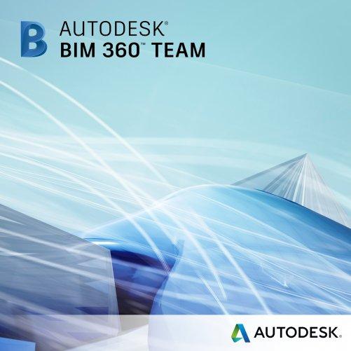 Autodesk BIM 360 Team Cloud, rent on 3-Year