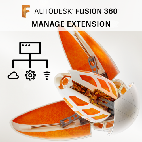 Fusion 360 Manage Extension