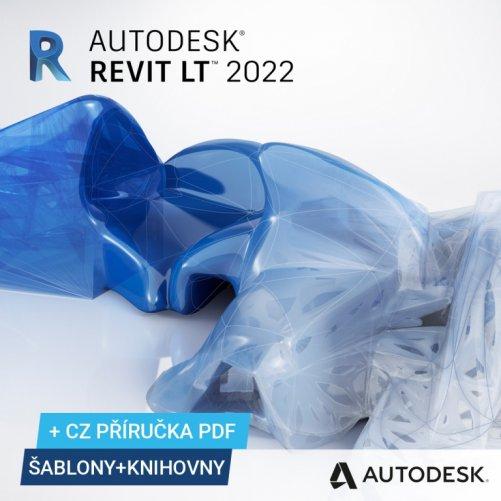 Autodesk Revit LT 2022 + bonusy CS+