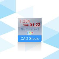 CADstudio NumInText