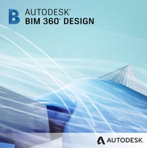 BIM 360 Design, pronájem na 1 rok