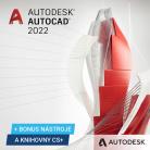 AutoCAD 2022 + bonusy CS+