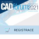 Účast na konferenci CADfórum 2021