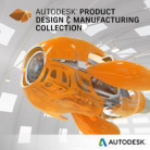 AUTODESK PRODUCT DESIGN & MANUFACTURING COLLECTION CS +