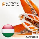 Fusion 360 - maďarská lokalizace