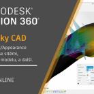 Fusion 360 CAD vychytávky - přístup k záznamu přednášky