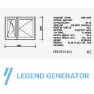 Legend Generator