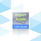 CAD Studio Import RÚIAN