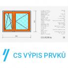 CAD Studio - Výpis prvků