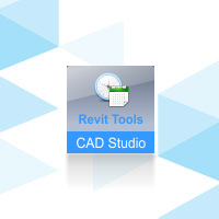 CAD Studio Revit Tools, pronájem na 1 rok