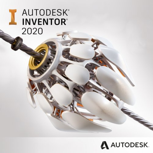 Autodesk Inventor Professional 2020 + bonusy CS+, pronájem na 1 rok