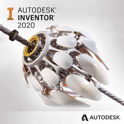 Autodesk Inventor Professional 2021 + bonusy CS+, pronájem na 1 rok