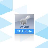 CAD Studio DWGsign, new perpetual 2021