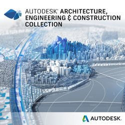 Autodesk Architecture, Engineering & Construction  Collection + bonusy CS+, pronájem na 1 rok