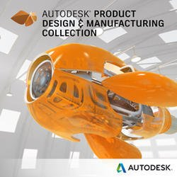 AUTODESK PRODUCT DESIGN & MANUFACTURING COLLECTION CS +, rent on 3-Year PROMO ( only until 24.04.2020)