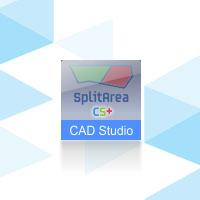 CADstudio Split Area
