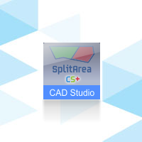 CADstudio Split Area