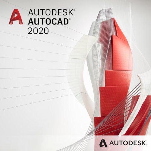 One AutoCAD 2020 + bonusy  CS+, pronájem na 1 měsíc s automatickou obnovou