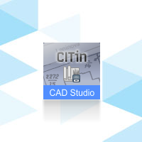 CAD Studio CITin, Perpetual licence 2020