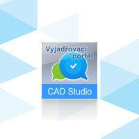 CAD Studio Vyjadřovací portál