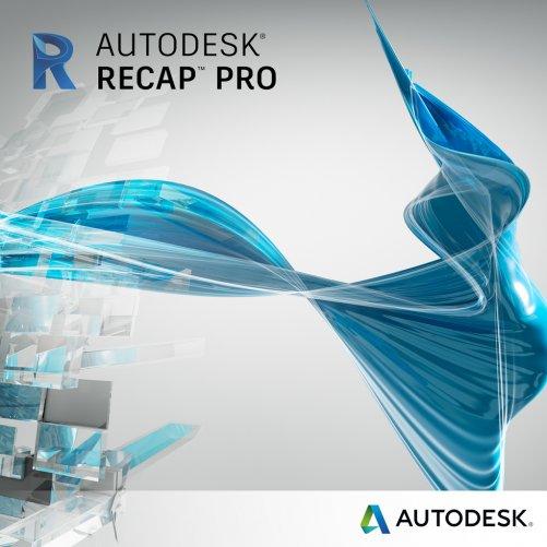 Autodesk ReCap PRO, pronájem na 1 měsíc s automatickou obnovou