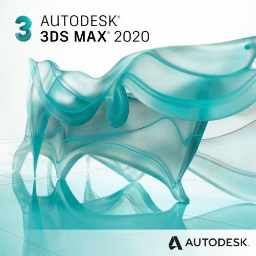 3ds Max 2020 + bonusy CS+, pronájem na 1 rok